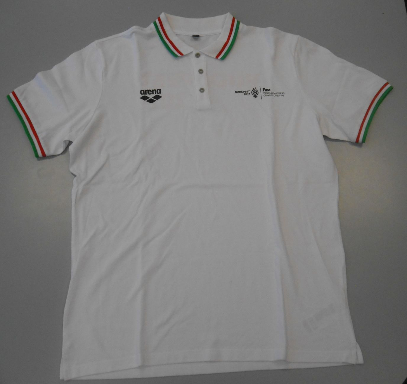 Budapest S/S Polo Master