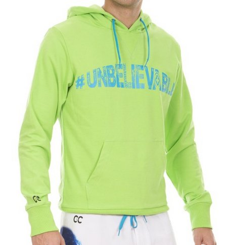 C LE C Unbelievable Hooded Sweat
