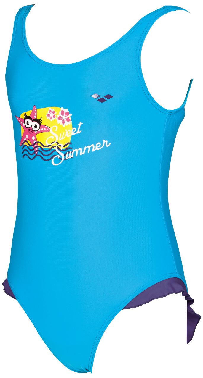 Arena Water Tribe Starfish Kids Girl One Piece