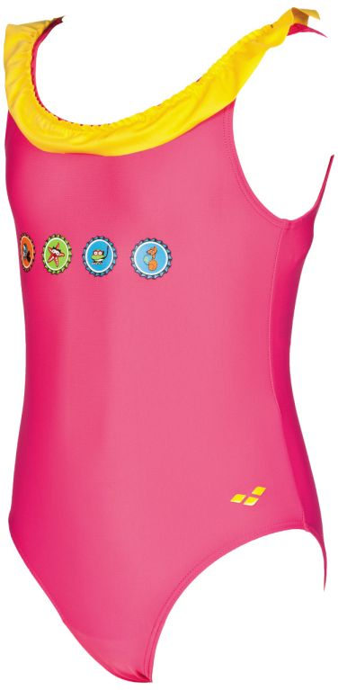 AWT Crowncaps Kids Girl One Piece