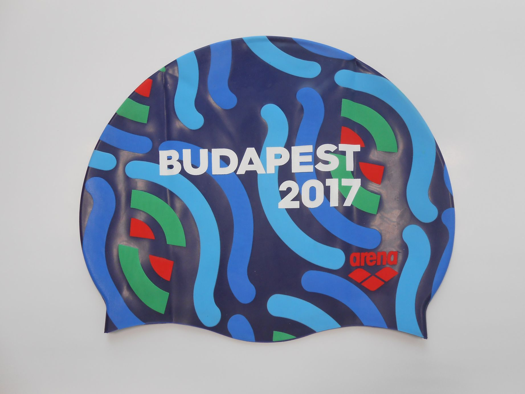 Silicone Cap Budapest 2017 WCH