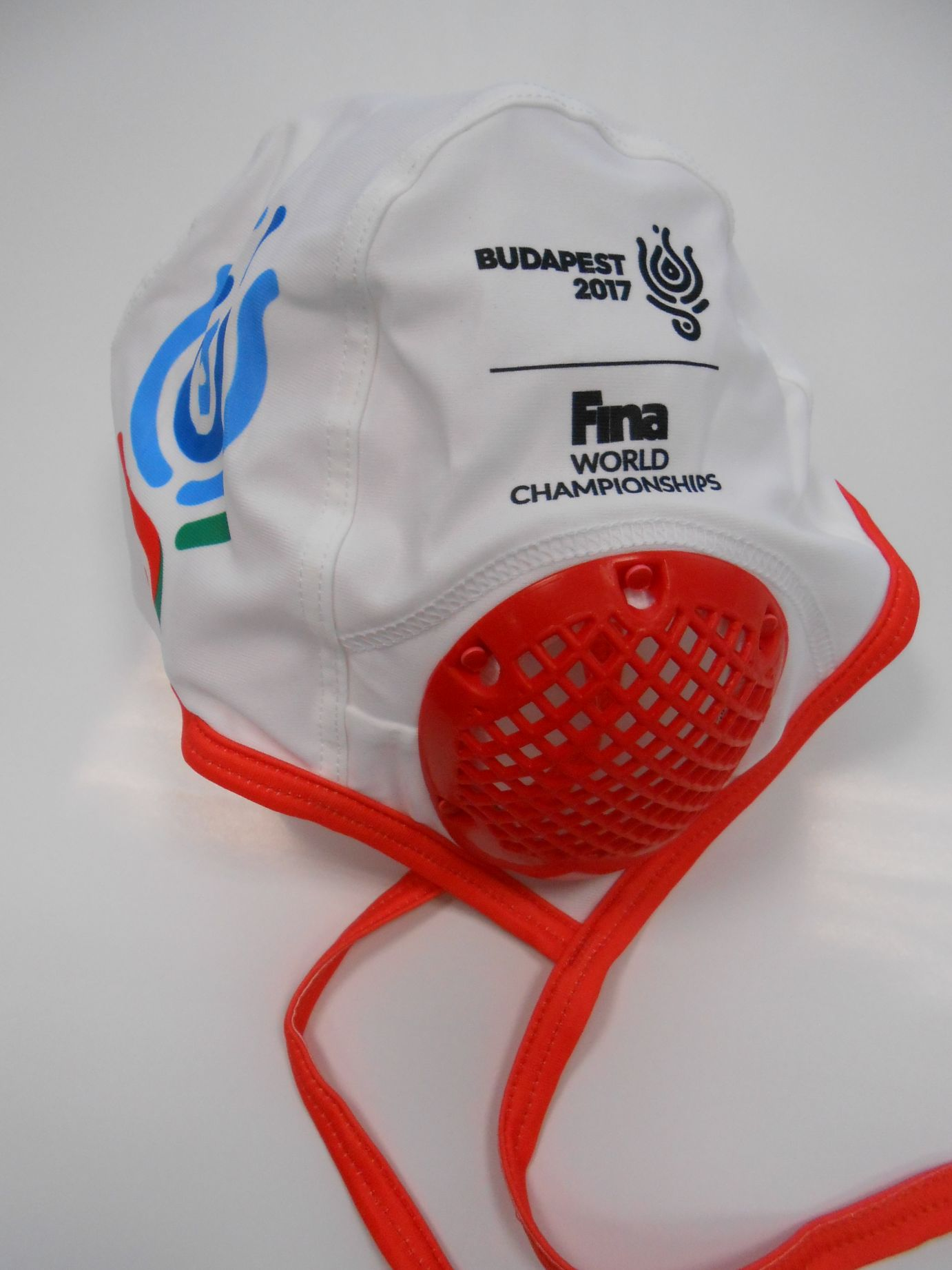 Waterpolo Cap WCH Budapest