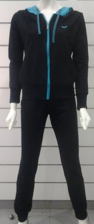 Essence Full Zip Tracksuit Panel Woman